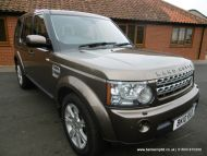 Land Rover Discovery 4 3.0 TD V6 XS 5dr