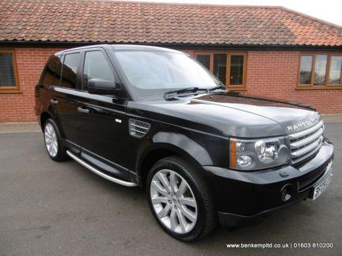 Land Rover Range Rover Sport 3.6 TD V8 HSE 5dr