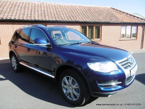 Volkswagen Touareg 5.0 TDI V10 DPF SE 5dr