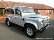 Land Rover Defender 110 2.4 TDi XS 4X4 5dr