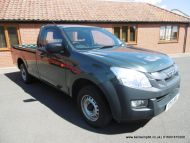Isuzu D-Max 2.5 TD Single Cab Pickup