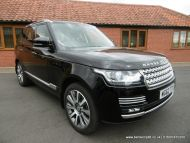 Land Rover Range Rover 4.4 SD V8 Vogue SE