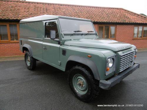Land Rover Defender 110 2.2 TDCi