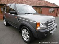 Land Rover Discovery 3 2.7 TD V6 HSE 5dr