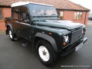 Land Rover Defender 110 2.4 TDi Double Cab 4dr