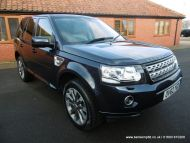Land Rover Freelander 2 2.2 SD4 HSE Luxury 4X4 5dr