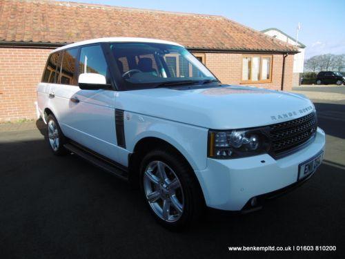 Land Rover Range Rover 4.4 TD V8 Vogue 5dr