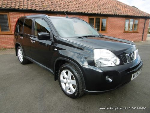 Nissan X-Trail 2.0 dCi Aventura 5dr