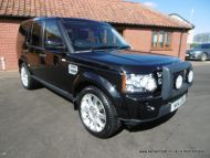 Land Rover Discovery 4 3.0 SD V6 HSE 5dr
