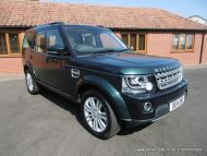 Land Rover Discovery 4 3.0 SD V6 HSE (s/s) 5dr