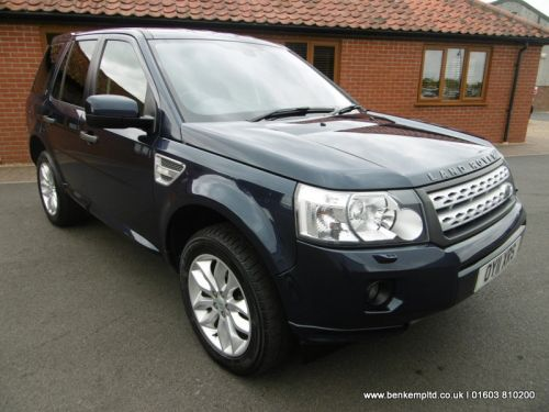 Land Rover Freelander 2 2.2 SD4 XS Station Wagon 5dr