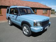 Land Rover Discovery 2.5 TD5 Landmark 5dr (7 Seats)