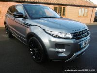 Land Rover Range Rover Evoque 2.2 SD4 Dynamic AWD 5dr