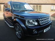 Land Rover Discovery 4 3.0 SD V6 HSE Luxury (s/s) 5dr