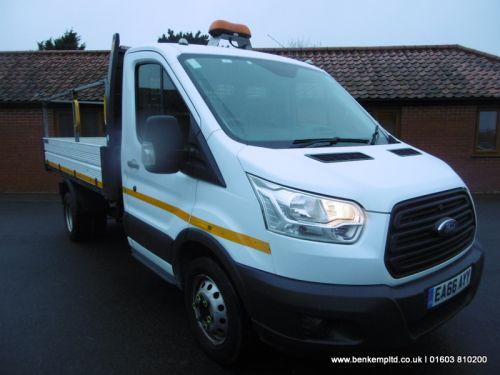 Ford Transit 2.2 TDCi 350 RWD L2 H1 EU5 2dr (DRW)