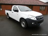 Isuzu D-Max 2.5 TD Single Cab Pickup 4x2 2dr