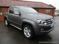 Volkswagen Amarok 2.0 BiTDI BlueMotion Tech Highline Per Pickup 4MOTION 4dr
