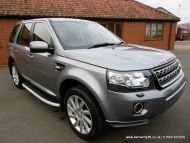 Land Rover Freelander 2 2.2 SD4 SE Tech 4X4 5dr