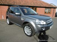 Land Rover Freelander 2 2.2 SD4 HSE 4X4 5dr