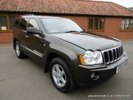 Jeep Grand Cherokee 3.0 CRD V6 Limited 4x4 5dr