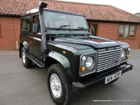 Land Rover Defender 90 2.5 TD5 County Station Wagon
