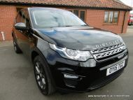 Land Rover Discovery Sport 2.2 SD4 HSE Auto 4WD (s/s) 5dr