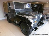 Land Rover Series I 2dr