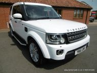 Land Rover Discovery 4 3.0 SD V6 SE (s/s) 5dr
