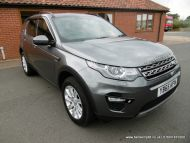 Land Rover Discovery Sport 2.0 TD4 SE Tech Auto 4WD (s/s) 5dr