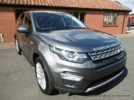 Land Rover Discovery Sport 2.2 SD4 HSE Luxury Auto 4WD (s/s) 5dr