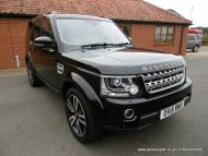 Land Rover Discovery 4 3.0 SD V6 HSE Luxury Auto 4WD (s/s) 5dr